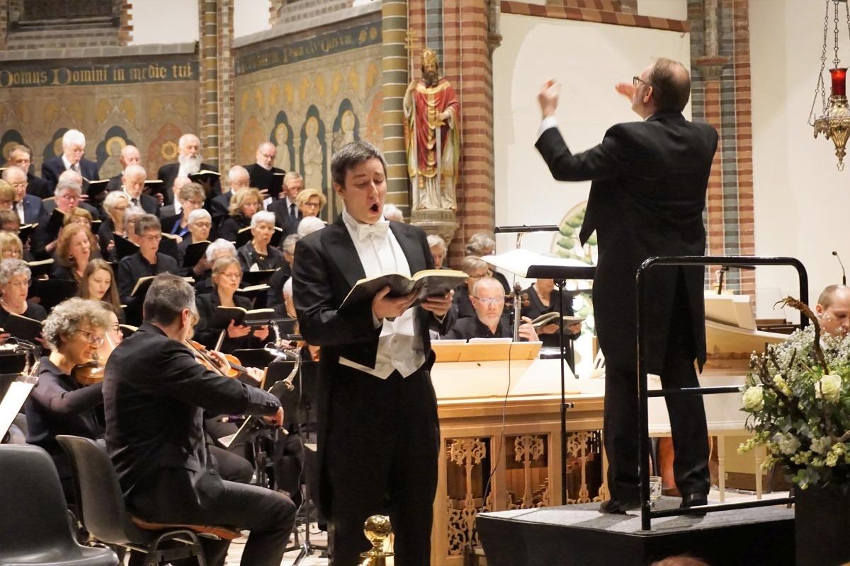 Fotoalbum Johannes Passion op 16 maart 2018 in de Sint Urbanuskerk, Bovenkerk
